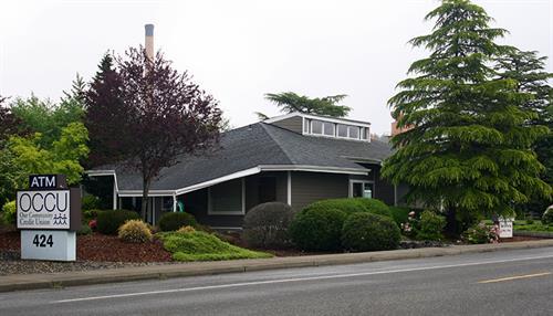 OCCU McCleary Branch - 424 W. Simpson, McCleary, WA 98557