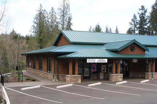 OCCU Union Branch - 320 E. Dalby Rd, Union, WA 98592