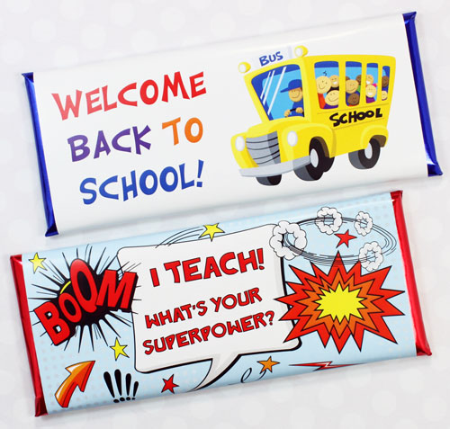 Special Occasion Favors for Teachers, Fathers Day, etc