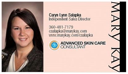 Mary Kay - Caryn Salapka, Independent Beauty Consultant