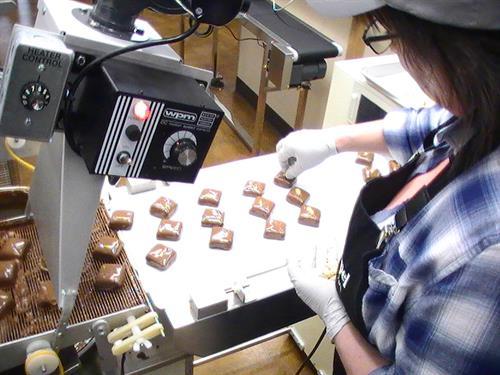 Decorating Chocolates