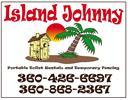 Island Johnny Honey Bucket