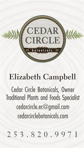 Logo design for Cedar Circle Farms
