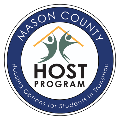 Logo design for Mason County H.O.S.T. Program