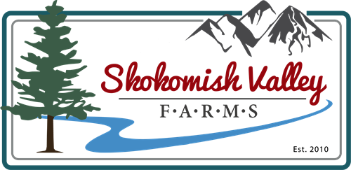 Logo design for Skokomish Valley Farms