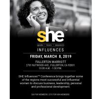 SHE™ Influences Conference