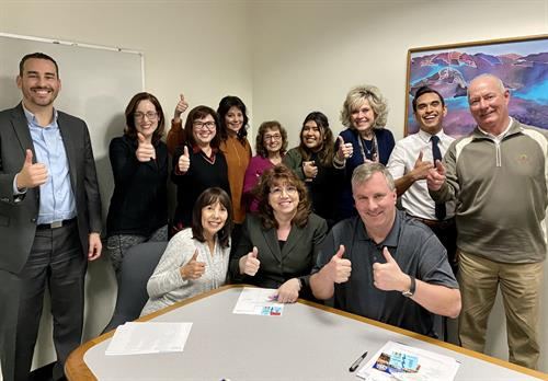 Our Brea Chamber Ambassador Team