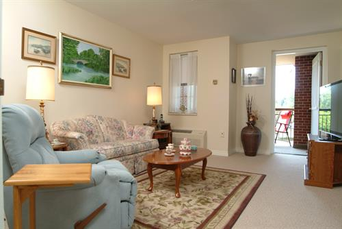 Cribbs Residential Center Apartment