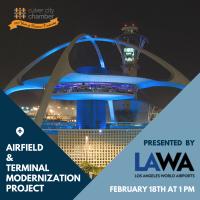 Airfield & Terminal Modernization Project presentation by LAWA