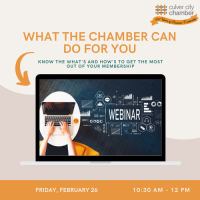 What the Chamber Can Do For You
