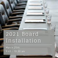 2021 Virtual Board Installation