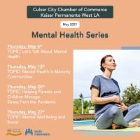 Let's Talk About Mental Health with Kaiser Permanente
