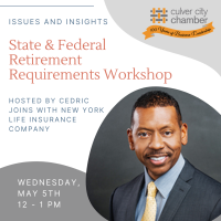 Issues & Insight | State & Federal Retirement Requirements Workshop
