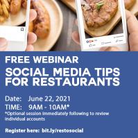 Social Media Tips for Restaurants | Webinar