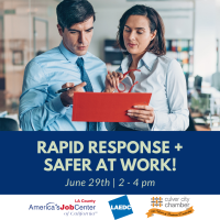 Rapid Response & LAEDC Business Services | Webinar