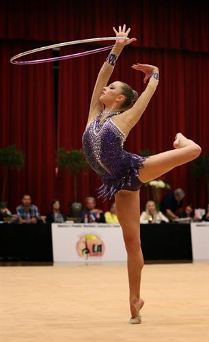 Annual LA Lights Rhythmic Gymnastics Tournament