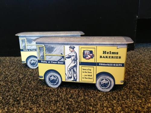 Helms Paper Coaches