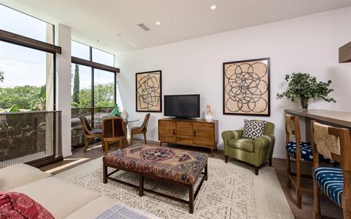 Ogden 5 Development Living Room