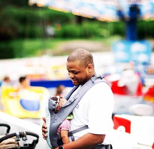 Baby Buggy Fatherhood Initiative - giving dads in low-income neighborhoods the tools they need to play a more active role in their children's lives.