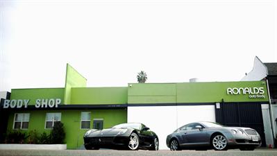 Ronald's Auto Body Shop