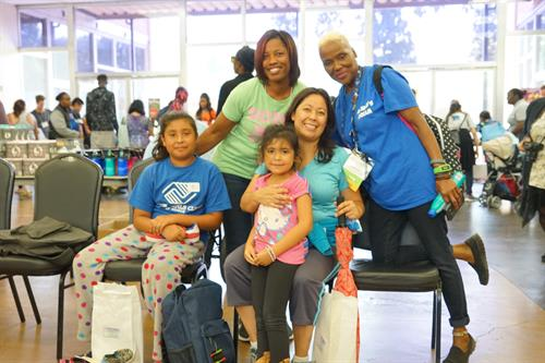 2016 Back to School Outreach