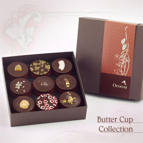Ococoa's Signature Butter Cup Collection