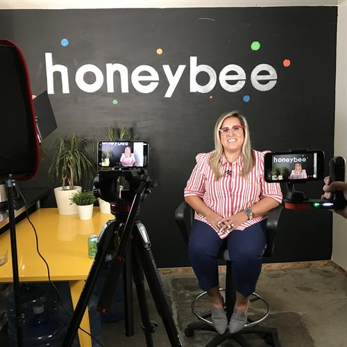 Interviewing Jessica Nouhavandi - COO, Co-Founder, Honeybee Health honoree of the Visionary Award for the Culver City Chamber of Commerce 2019 Women In Business
