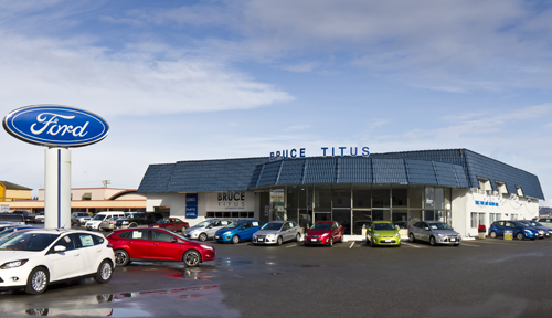 Bruce titus ford