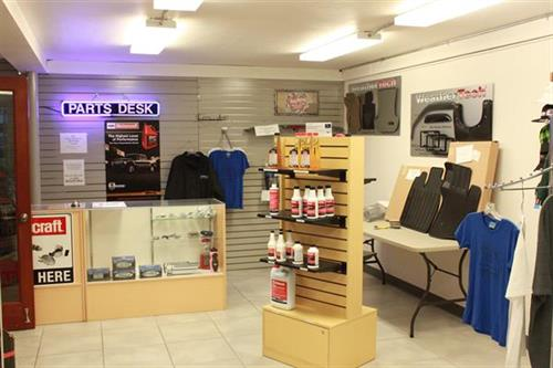 Ford Genuine Parts & Accessories.  Selection of Ford Merchandise, parts, accessories and Griots supplies