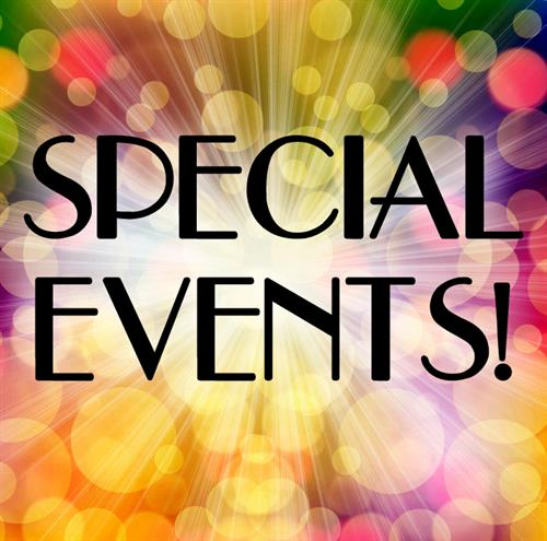 Catering, Parties, & Special Events!