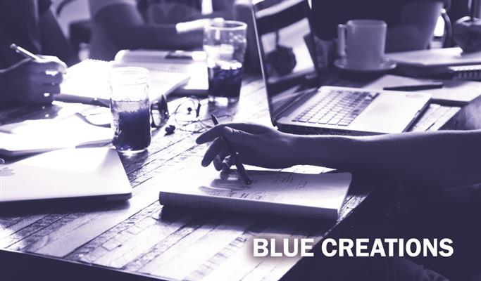 Blue Creations