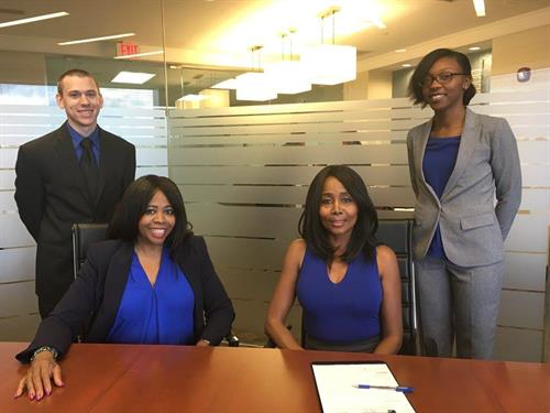 Richardson & Associates team