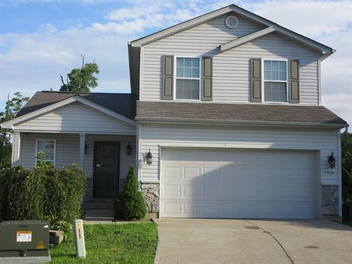 3 bed 2 full 2 half bath with finished basement, No HOA.  NEW PRICE