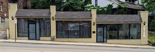 We Are Located On Montgomery Road, Near The Norwood Lateral.