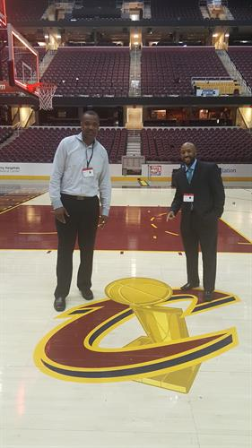 Cleveland Cavaliers Leadership Session