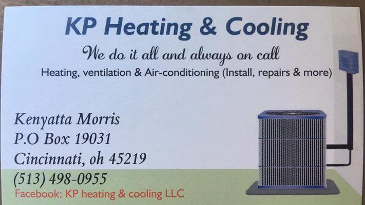 KP Heating and Cooling LLC