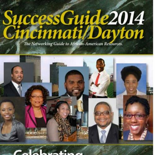 2014 Success Guide Cover Featuring Bryan Heyward and Heyward Insurance