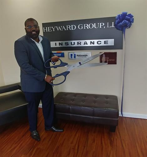 West Chester office Grand opening
