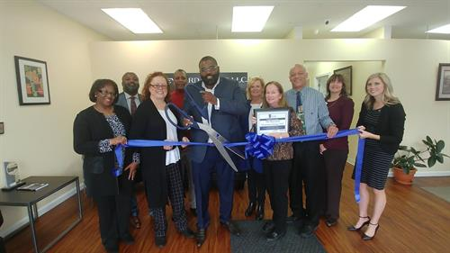 Ribbon Cutting West Chester Office