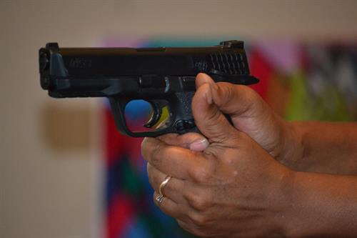 Educate to basic handling of a firearm through hands on experience