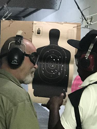Firearm certification