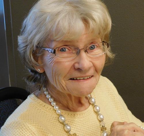 Shirley Rasmussen