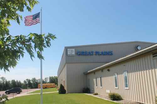 GPLHS School Building