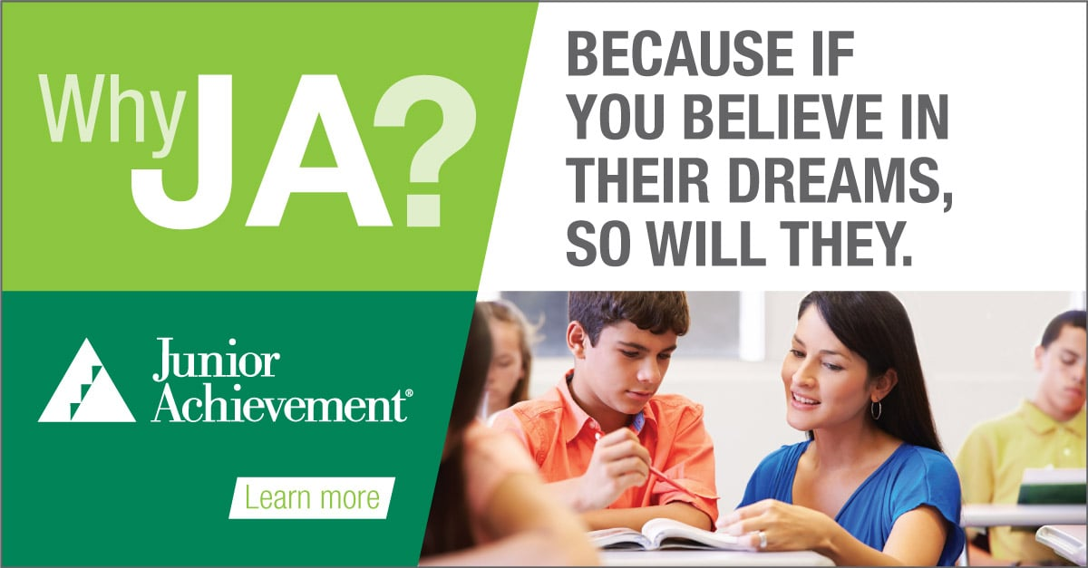 Junior Achievement offers resources to families