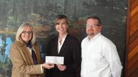 Foothills Toyota Scion and Toyota Matching Funds sponsorship for Burlington-Edison School District