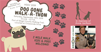 Humane Society of Skagit Valley's Dog-gone Walk-A-Thon In Memory of Anne Jackson