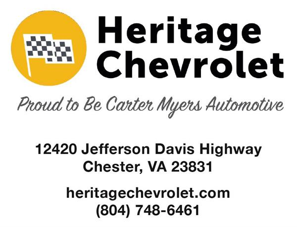 High Quality Heritage Chevrolet, Inc | Automotive | Automotive Repair   Colonial Heights  Chamber Of Commerce, VA