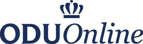 ODU Online Logo