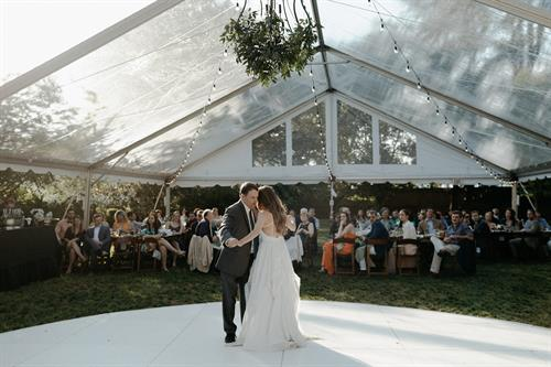 Clear Canopy Tent
