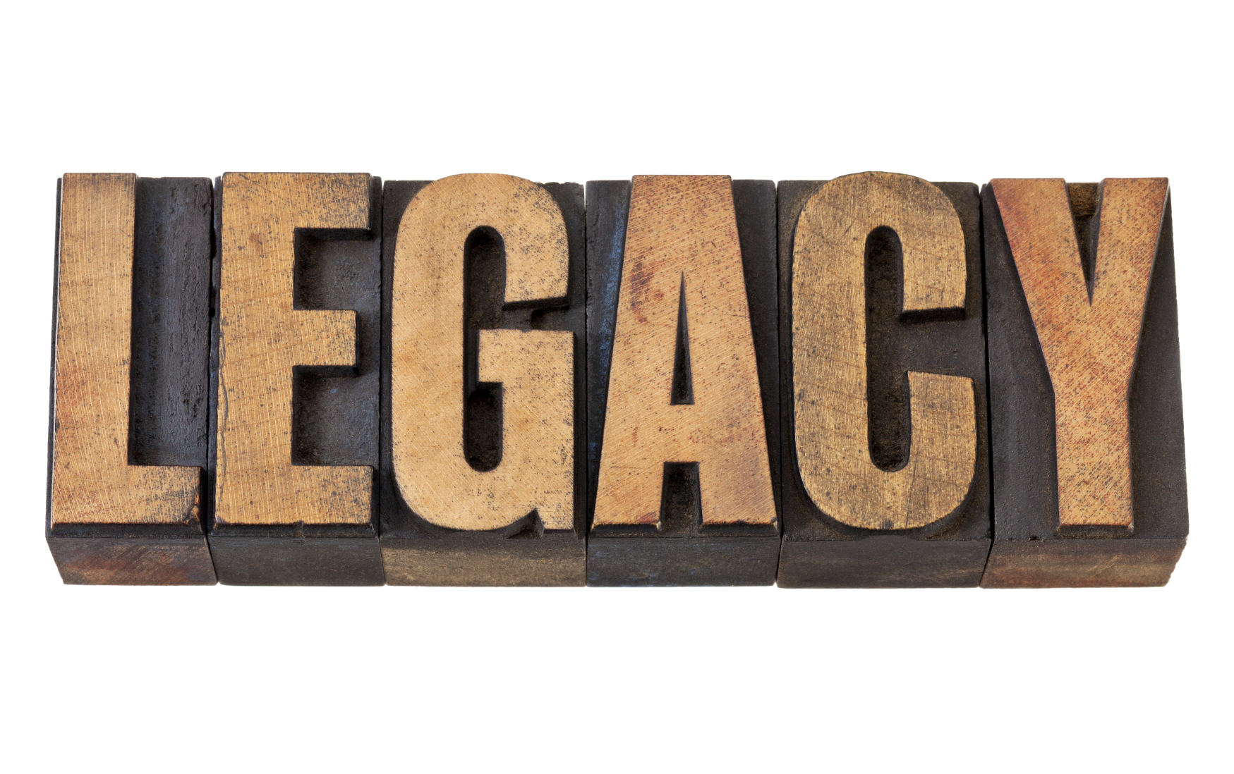 What will become your legacy?